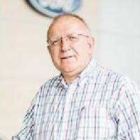 Gus Dromparis at Team Ford