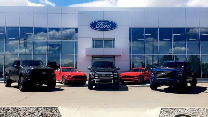 Team Ford, Edmonton, AB, T6N 1C1