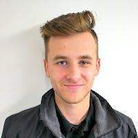 Adam Dirksen at Abbotsford Volkswagen