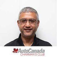 Laurence Ming at Abbotsford Volkswagen