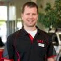 Mike Idsinga at Volkswagen Waterloo