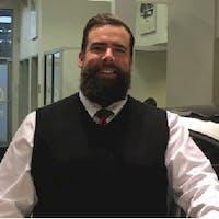 Jared MacGregor at Volkswagen Waterloo