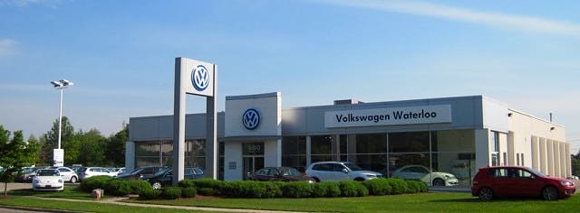 Volkswagen Waterloo, Waterloo, ON, N2L 5C6