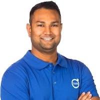 Sajid Nazir at Volvo of Toronto