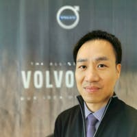 Jimmy Shen at Volvo of Unionville
