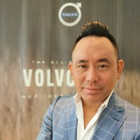 Aaron Chuang at Volvo of Unionville