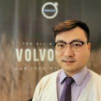 David Wang at Volvo of Unionville
