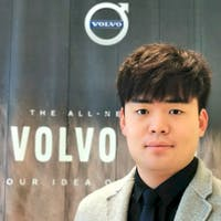 Bentley Wu at Volvo of Unionville