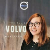 Christy Chen at Volvo of Unionville