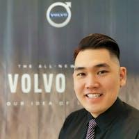 Andrew Tran at Volvo of Unionville