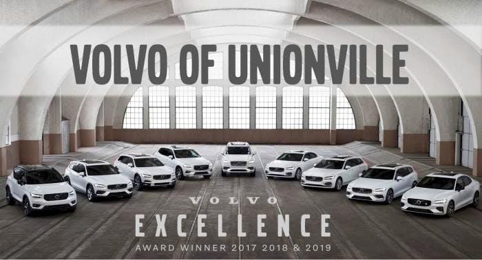 Volvo of Unionville, Markham, ON, L3R 1L4