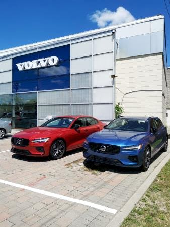 Volvo of Unionville, Markham, ON, L3R 1L9