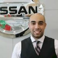 Nathan Griffith at West End Nissan