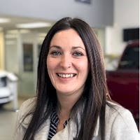 Megan Drier at Western GMC Buick