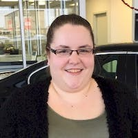 Kaitlyn Faria at Western GMC Buick