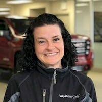 Sheri-Ann Herman at Western GMC Buick