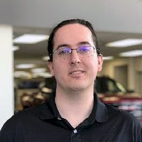 Andrew Robinson at Western GMC Buick