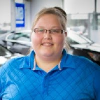 Chantelle Kelly at Western GMC Buick