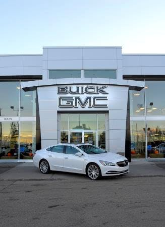 Western GMC Buick, Edmonton, AB, T5S 1C6
