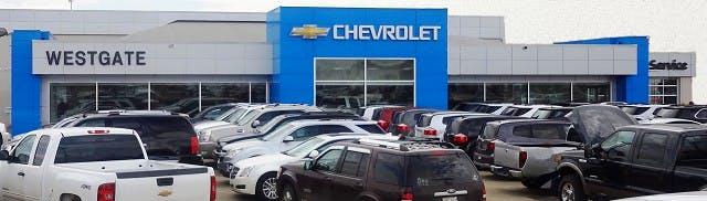 Westgate Chevrolet  , Edmonton, AB, T5S 1E4