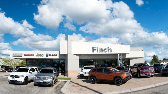 Finch Chrysler Dodge Jeep Ram, London, ON, N6J 2N4