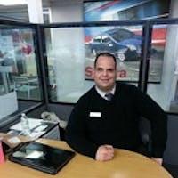 Farid Abumohor at Concordville Nissan