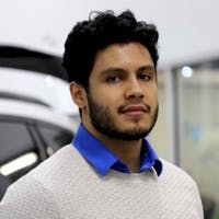 Shahzad Azizi at Whitby Oshawa Honda