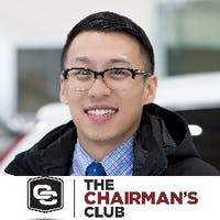 George Huang at Whitby Oshawa Honda
