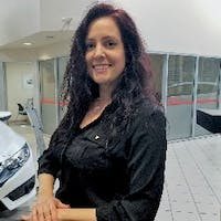 Meagan Steele at Whitby Oshawa Honda