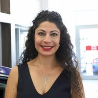 Fara Andrade at Whitby Oshawa Honda