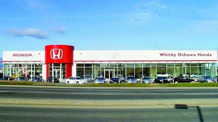 Whitby Oshawa Honda, Whitby, ON, L1N 9Z1