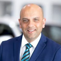 Rashid Lorgat at Whitby Toyota