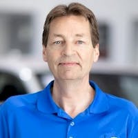 Mike Goodyear at Whitby Toyota