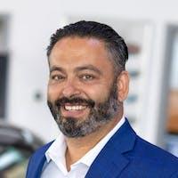 Chris Draganidis at Whitby Toyota
