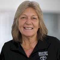 Debbie Reed at Whitby Toyota