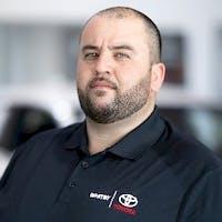 Adam Hassira at Whitby Toyota