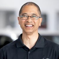 Brian Chung at Whitby Toyota