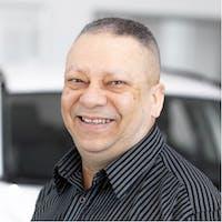 Burt Agard at Whitby Toyota