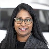 Geetha  Maheswaran at Whitby Toyota