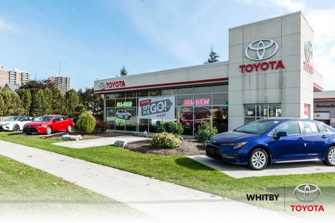 Whitby Toyota, Whitby, ON, L1P 1Z1