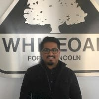 Emad  Huda at Whiteoak Ford Lincoln Sales