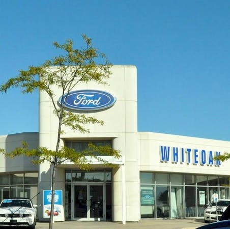 Whiteoak Ford Lincoln Sales, Mississauga, ON, L5C 1T7