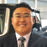Brad Wang at Wilson Niblett Motors