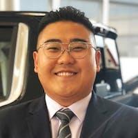 Brad Wang at Wilson Niblett Motors