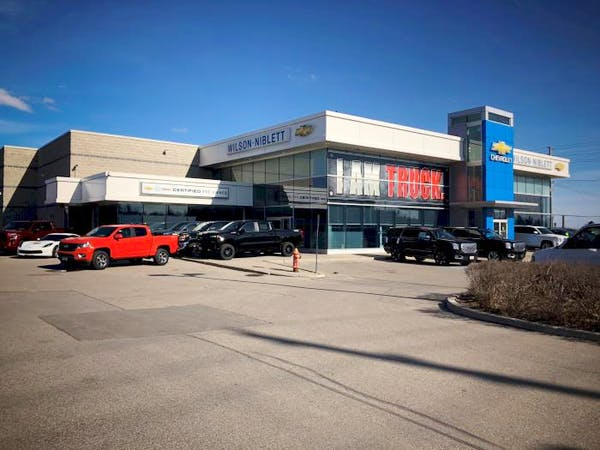 Wilson Niblett Motors , Richmond Hill, ON, L4C 3E1