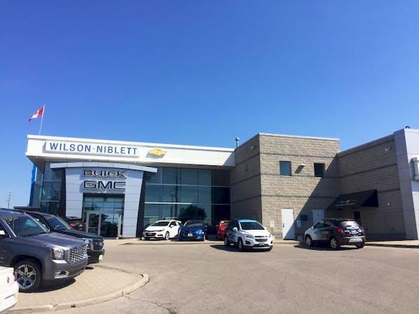 Wilson Niblett Motors , Richmond Hill, ON, L4C 3E1