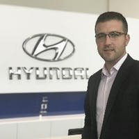Pat Guenette at Winnipeg Hyundai