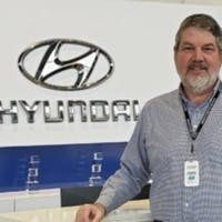 Doug McCartney at Winnipeg Hyundai