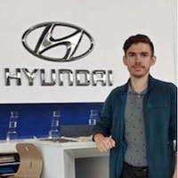 James Cook at Winnipeg Hyundai