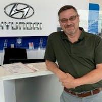 Bob McGregor at Winnipeg Hyundai